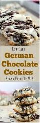 german chocolate cookies low carb sugar free thm s fine dine