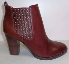 womens leather ankle boots size 9 antonio melani s ankle boots ebay