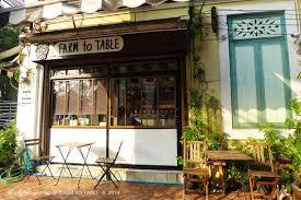 estica bangkok farm to table organic cafe 曼谷 12人咖啡館的