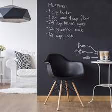 24 67 1stk self adhesive blackboard film living room diy