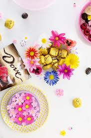 Floral Food by Flower Power Mother U0027s Day Brunch Studio Diy
