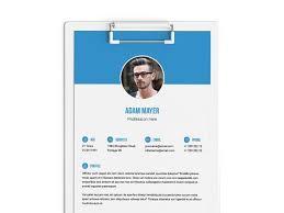 Free Elegant Resume Templates 25 Free Indesign Resume Template For Job Seeker