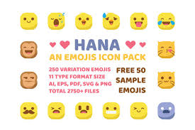 margarita emoticon 2500 emoji icons bundle icons creative market