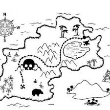 treasure coloring free download
