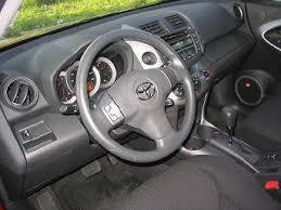 Toyota Rav4 Interior Dimensions 2007 Toyota Rav4