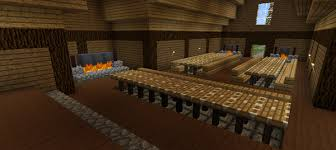 How To Make A Table In Minecraft Minecraftblog Viking Building Style In Minecraft