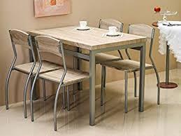 essgruppe küche essgruppe astro tisch 4 stühle sonoma eiche de küche