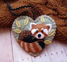 https www etsy shop sandhralee felt felt fox