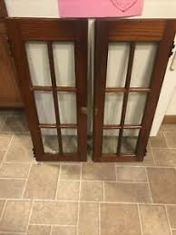 vintage glass front kitchen cabinets vintage cabinet doors in antique cabinets cupboards 1900