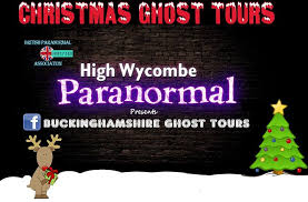 christmas ghost events at buckinghamshire ghost tours high wycombe