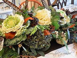 gorgeous accessories for table decoration using various