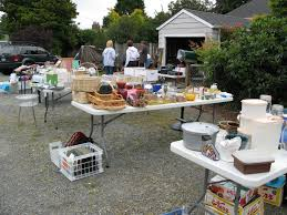 garage sale crown hill neighborhood association