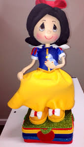 Snow White Birthday Cake Topper By Sweetbellaluna On Etsy 30 50