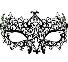 masquerade mask filigree swirl masquerade mask
