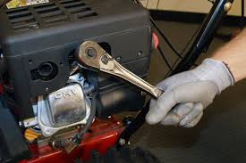 how to replace a snowblower spark plug repair guide help sears