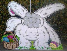 Wood Yard Decorations For Easter by Bunny Yard Art Bunny Woodcraft Pattern Now You Can Make Our Most
