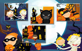 halloween jigsaw puzzle halloween jigsaw puzzles game android apps on google play