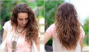 hairstyles youtube no heat plopping curls back to school hairstyles youtube best