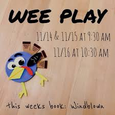 thanksgiving offers this week s wee play offers a thanksgiving craft and feature book