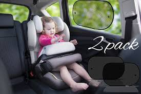 car window shade sun shades for car best 2 pack baby car side