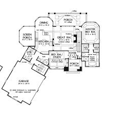 european style house plan 4 beds 4 baths 2401 sq ft plan 929
