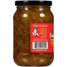 Dave And Busters Halloween 2015 by Famous Dave U0027s Signature Spicy Pickle Relish 16 Fl Oz Bottle