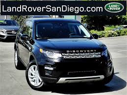 discovery land rover 2016 white 2016 land rover discovery sport san diego ca