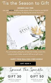 best black friday jewelry deals 2016 rachel zoe box of style black friday 2016 subscription box gift