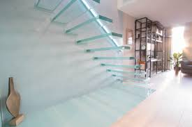 modern staircases zig zag helical stairs floating staircase uk