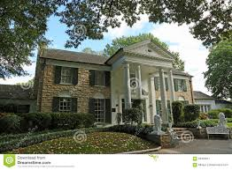 Elvis Presley Home by Graceland Stock Photo Image 58403917