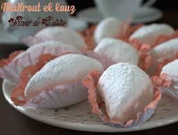 recette amour de cuisine gateau algerien makrout elouz amour de cuisine
