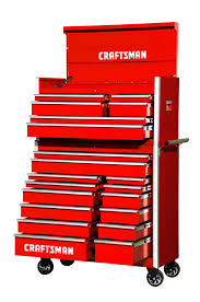 professional tool chests and cabinets craftsman 42 inch 20 drawer professional tool storage combo red