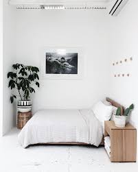 Natural Bedroom Ideas Fascinating Minimalist Bedroom Decor On Interior Home Design
