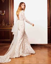 oscar de la renta lace wedding dress oscar de la renta fall 2018 wedding dress collection martha