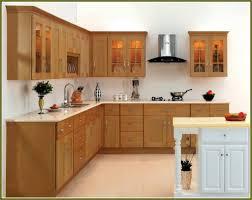 unpainted kitchen cabinets