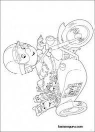 free handy manny coloring doc mcstuffins coloring pages