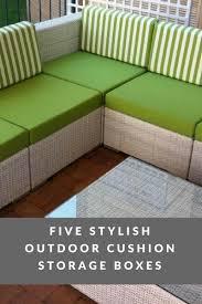 Patio Cushion Storage Outdoor Cushion Storage Boxes U2014 Need One Want One