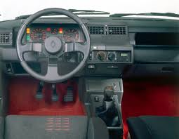 renault alpine interior interior of renault 5 gt turbo renault 5 pinterest cars