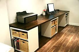 Computer Desk Organization Ideas 20 Creative Home Office Organizing Ideas Hative