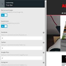 Google Top Bar Top Bar Alpha Store Themes4wp Documentation