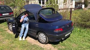 peugeot 306 convertible peugeot 306 cabriolet roof issue youtube