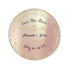 save the date stickers save the date stickers labels zazzle uk