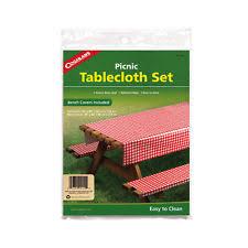 picnic table cloth ebay