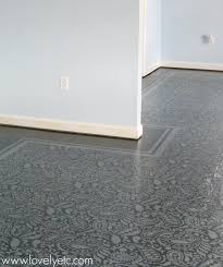 Painting A Basement Floor Ideas by Amazing Painted Plywood Subfloor A How To