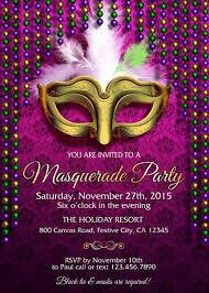 free masquerade invitations printable invitation template design