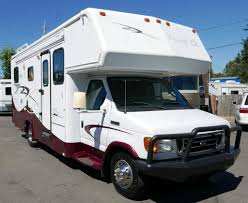 Motorhome Garage Bigfoot Class C Motorhomes New And Used Rvs For Sale
