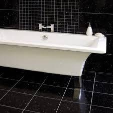 black bathroom tile ideas fresh black bathroom tiles regarding best 25 black b 10361