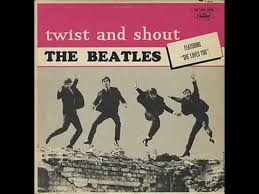 twist and twist and shout the beatles lyrics