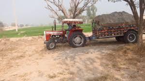pakistani tractor massey ferguson 240 tallet youtube