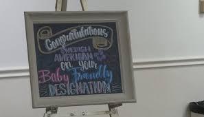 swedishamerican earns baby friendly designation